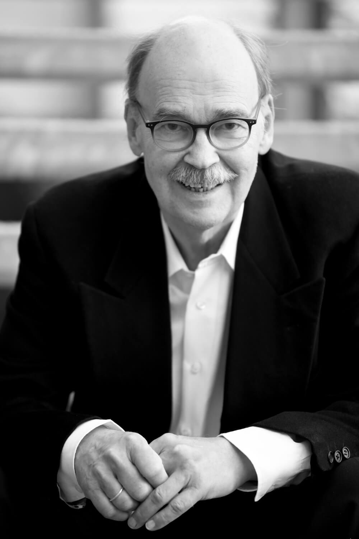 Portrait von Dr. Klaus Zocha - Ihr Berater und Coach.