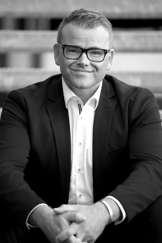 Portrait von Guido Wiggerink - Ihr Berater, Trainer und Couch.